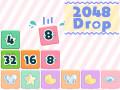 Гульні 2048 Drop