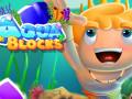 Гульні Aqua Blocks
