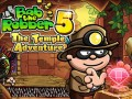 Гульні Bob The Robber 5 Temple Adventure