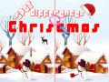 Гульні Christmas Spot Differences