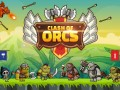 Гульні Clash of Orcs
