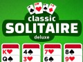 Гульні Classic Solitaire Deluxe