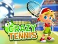 Гульні Crazy Tennis