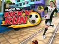 Гульні Cristiano Ronaldo Kick`n`Run