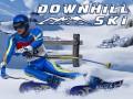 Гульні Downhill Ski