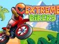 Гульні Extreme Bikers