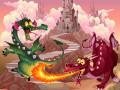 Гульні Fairy Tale Dragons Memory