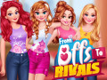Гульні From BFFs To Rivals
