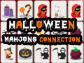 Гульні Halloween Mahjong Connection