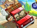 Гульні Hill Climb Twisted Transport