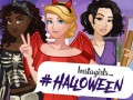 Гульні Instagirls Halloween Dress Up