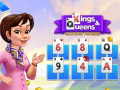 Гульні Kings and Queens Solitaire Tripeaks