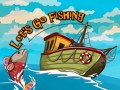 Гульні Let`s go Fishing