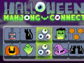Гульні Mahjong Connect Halloween