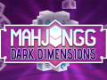 Гульні Mahjong Dark Dimensions