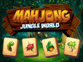 Гульні Mahjong Jungle World