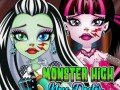 Гульні Monster High Nose Doctor