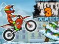 Гульні Moto X3M 4 Winter