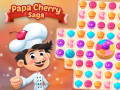 Гульні Papa Cherry Saga