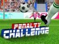 Гульні Penalty Challenge
