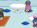 Гульні Penguin Diner