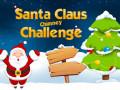 Гульні Santa Chimney Challenge