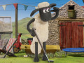 Гульні Shaun The Sheep Baahmy Golf