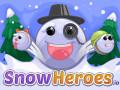 Гульні SnowHeroes.io