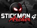 Гульні Stickman Archer 4