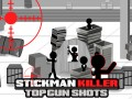 Гульні Stickman Killer Top Gun Shots