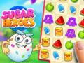 Гульні Sugar Heroes
