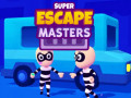 Гульні Super Escape Masters