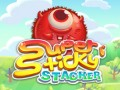 Гульні Super Sticky Stacker