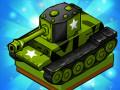 Гульні Super Tank War