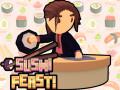 Гульні Sushi Feast!