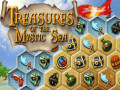 Гульні Treasures of the Mystic Sea