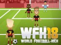 Гульні World Football Kick 2018